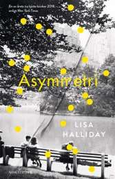 Asymmetri av Lisa Halliday